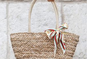 Beżowa pleciona torebka Neli Jenny Fairy